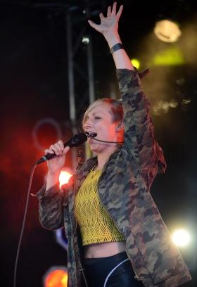 LIVE @ Fürth Festival / Pralinen-Presse auf Nordbayern.de