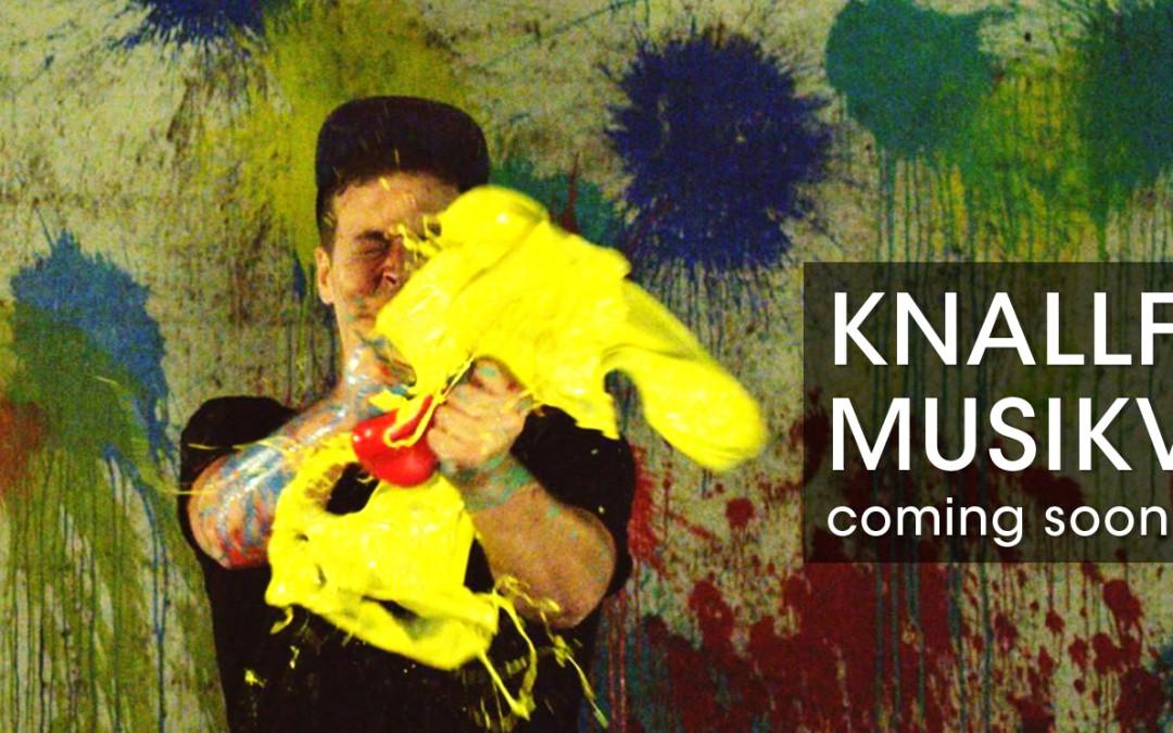 Knallfrosch – MUSIKVIDEO COMING SOON